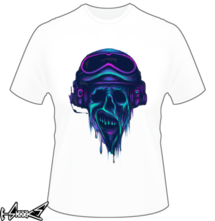 new t-shirt Zombie-The Navigator