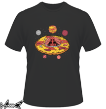 t-shirt #Pizza #UFO online