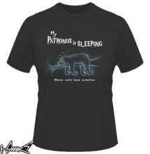 new t-shirt My patronus is sleeping