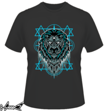 new t-shirt Mythical Lion
