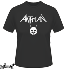 new t-shirt Ant-man Anthrax parody