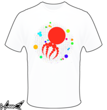 new t-shirt Agar.io(ctopus)