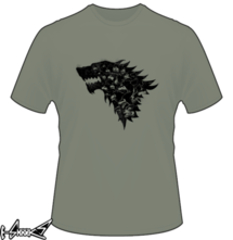 new t-shirt #stark #wolves