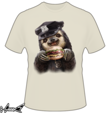 t-shirt Sloth Burger online