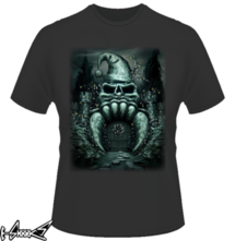 new t-shirt Castle Grayskull