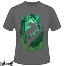 new t-shirt Jungle Tales