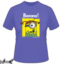 new t-shirt Minions can do it!