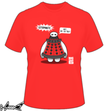 new t-shirt BIG DALEK 6