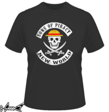 new t-shirt Sons of Piracy