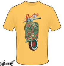 new t-shirt il Scooter