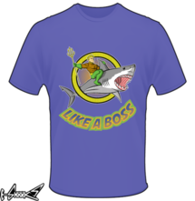 t-shirt Aquaman: Like a boss online