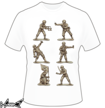 new t-shirt FASTFOOD SOLDIERS