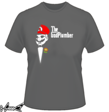 t-shirt The Godplumber online