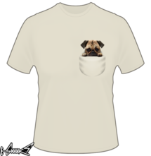 t-shirt DOG IN YOUR POCKET online