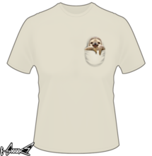 t-shirt Sloth in my Pocket online