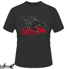 new t-shirt Sith Fury
