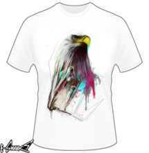new t-shirt Eagle