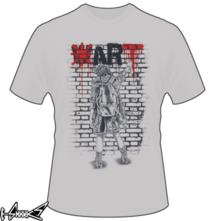 t-shirt #Make #Art Not #War online