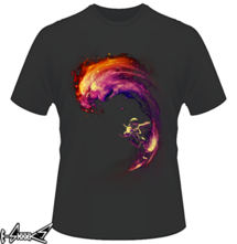 t-shirt #Space #surfing online