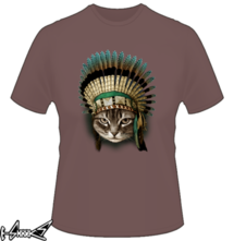 new t-shirt Chief Cat