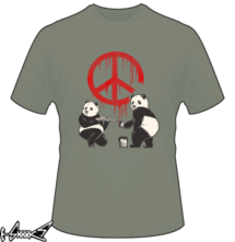 t-shirt Pandalism 2 - Peace Sign online