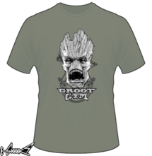 t-shirt #Groot #GYM online