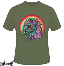 new t-shirt #unicorn #zombie