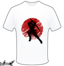 new t-shirt Ancient Samurai