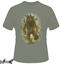 t-shirt #Tree#bear online