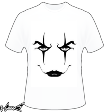 new t-shirt clown