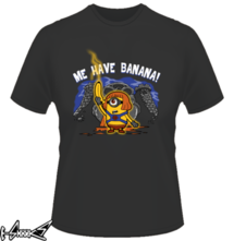 t-shirt Me have banana! online