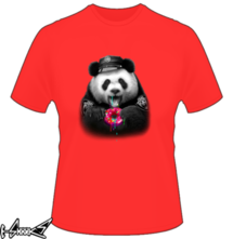 new t-shirt Donut Panda