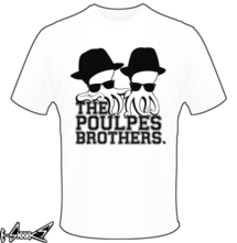 t-shirt The Poulpes Brothers online