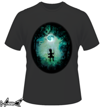 new t-shirt MoonSwing
