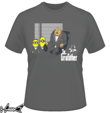 new t-shirt The #Grufather