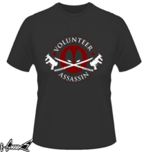 t-shirt Volunteer Assassin online