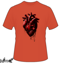 new t-shirt Heartskull