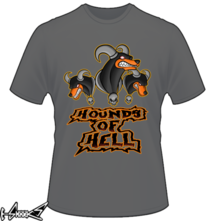 new t-shirt Hounds of Hell