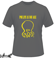new t-shirt Poulpe as you are