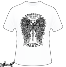 new t-shirt #crossbow