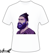 new t-shirt #Chet #Bearded
