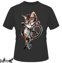 t-shirt BMX CAT online