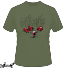 t-shirt Ant Training online