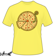 t-shirt Pizza Vinyl online