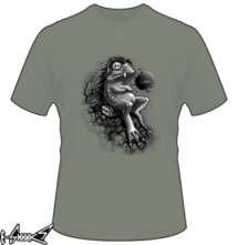 t-shirt Frog Ghost online