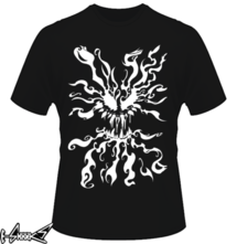 new t-shirt White darkness