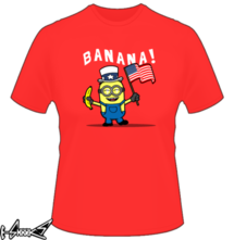 t-shirt Patriotic Minion online