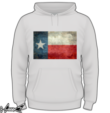 new t-shirt Vintage Texas state flag