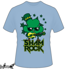 new t-shirt Shamrock
