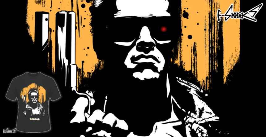 Terminator T-shirts - Designed by: MeFO